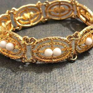 💝Vintage Sarah Coventry Link bracelet